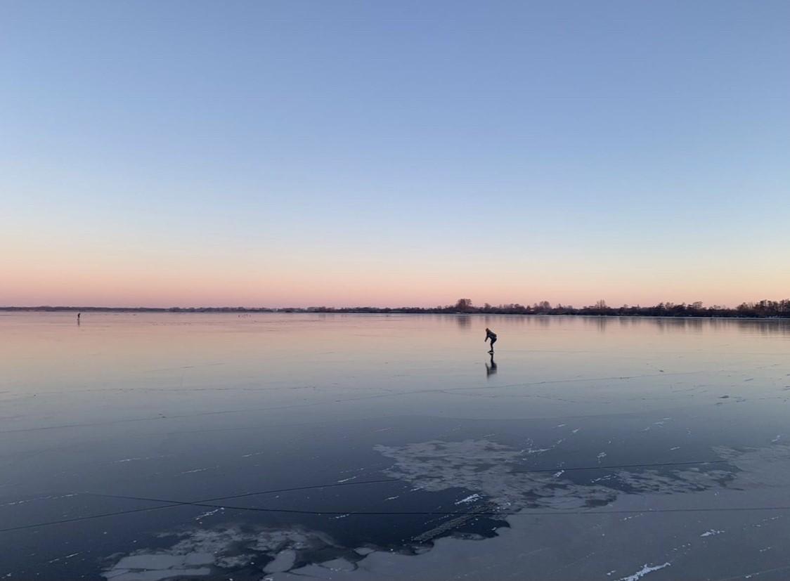 Foto schaatsen blog